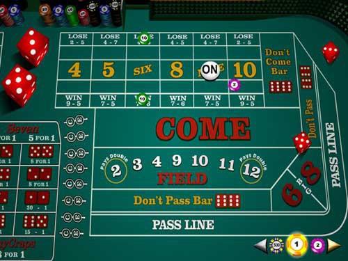 Free craps practice games poker des cafards avis