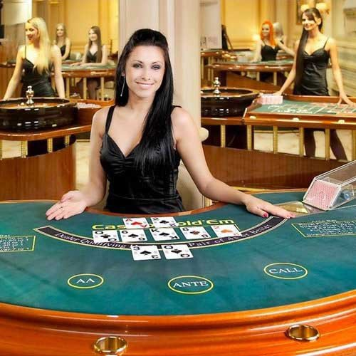 Free live online poker strip