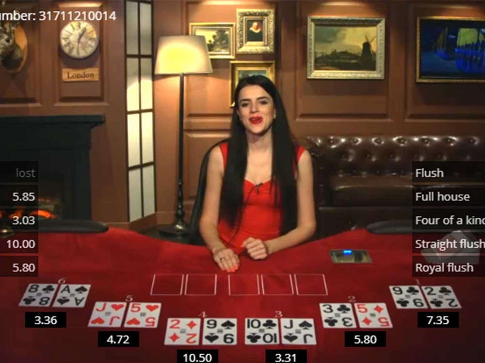 Bet On Poker screenshot
