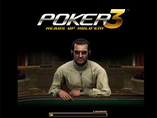 Poker3 Heads Up Hold'em or Fold'em