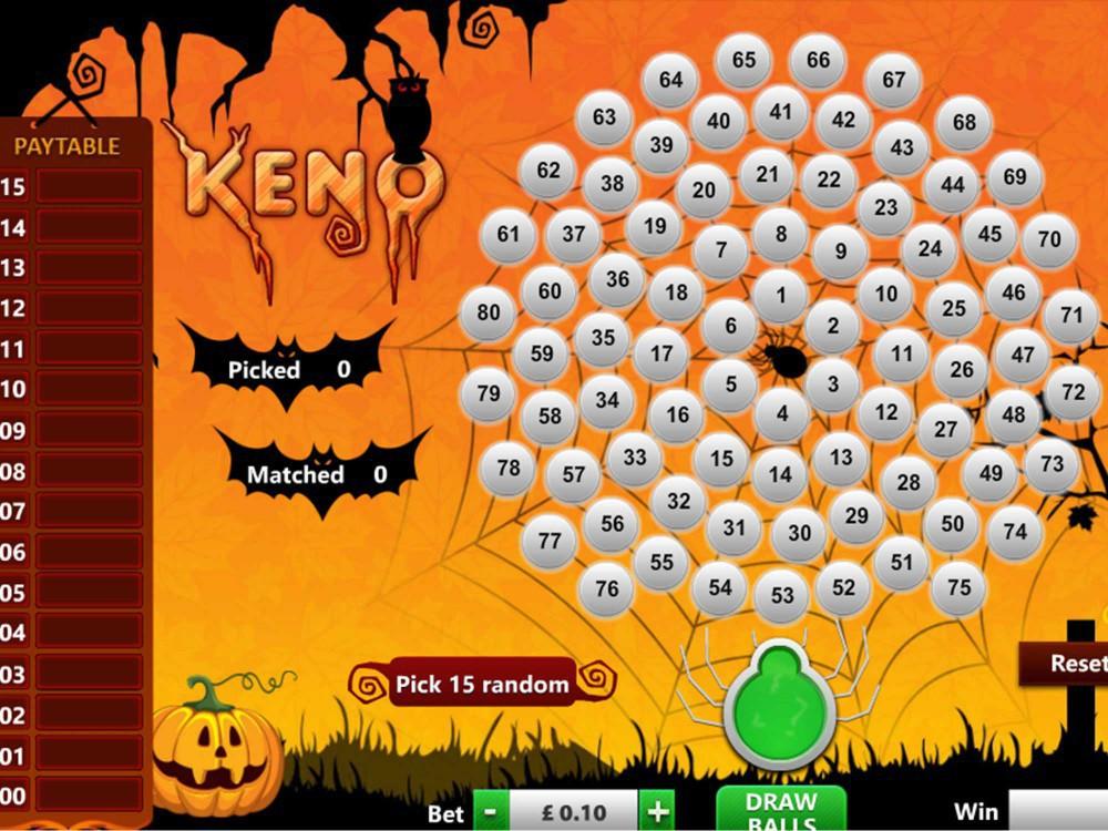 Keno screenshot