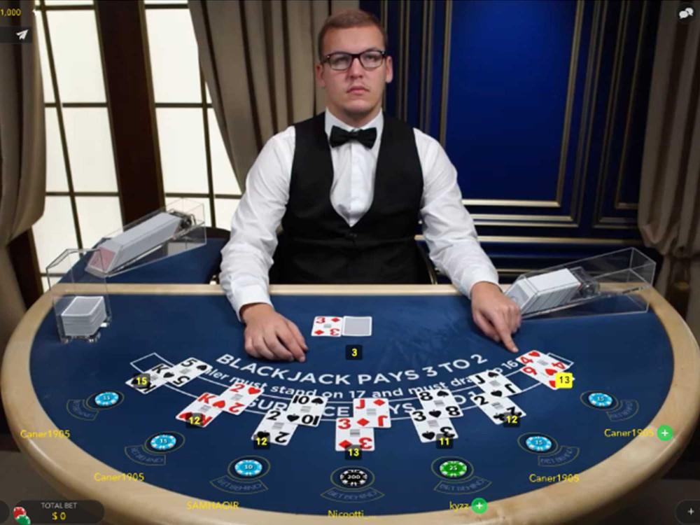 Vip Live Blackjack Blackjack Games Gamblerspick