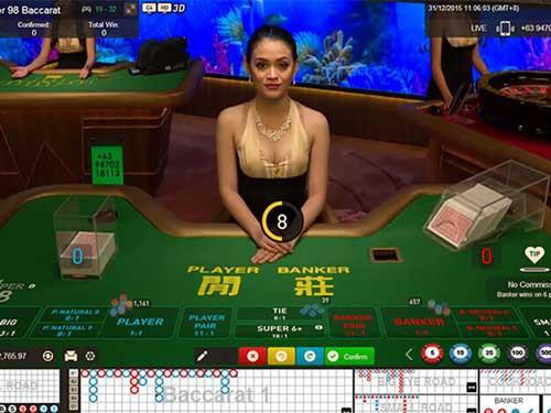 Live Casino 3D