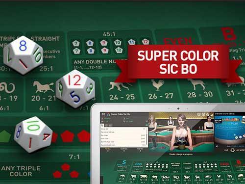 Super Color Sic Bo