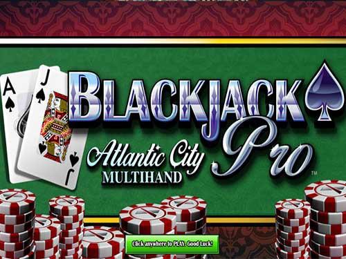 Blackjack Pro Atlantic City - Multihand