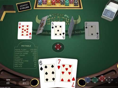 Texas Holdem Instant