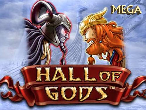 Hall of Gods Mega