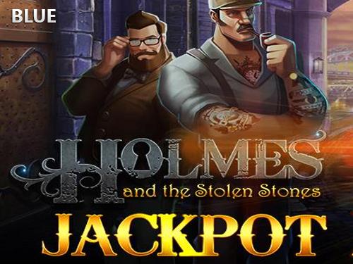 Holmes Stolen Stones: Blue