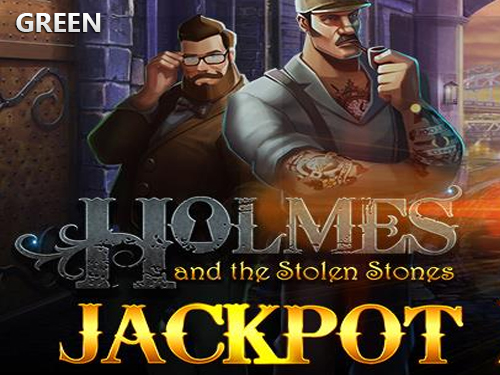 Holmes Stolen Stones: Green