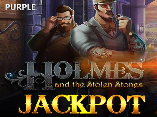 Holmes Stolen Stones: Purple