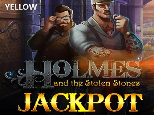 Holmes Stolen Stones: Yellow