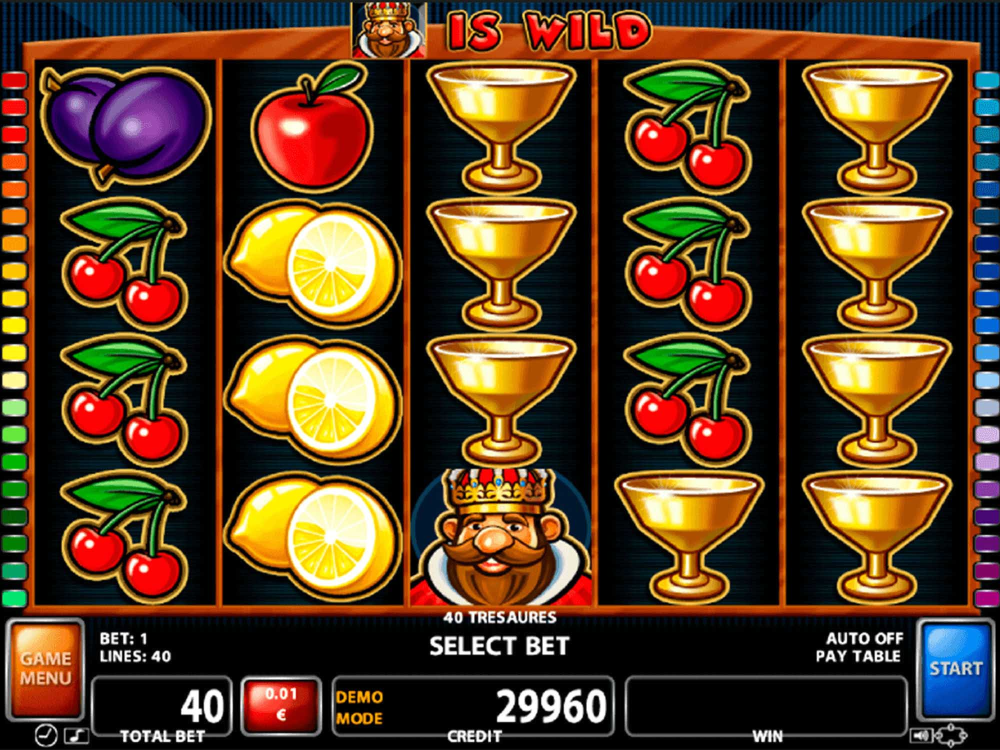 5 treasures slot machine free play