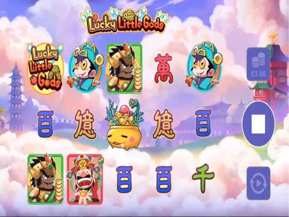 Lucky Little Gods Slot screenshot
