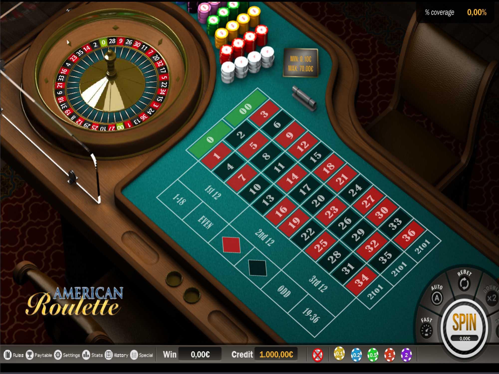 vente chaude pas cher code de promo large choix de couleurs Capecod American Roulette Reviews & Bonuses - GamblersPick