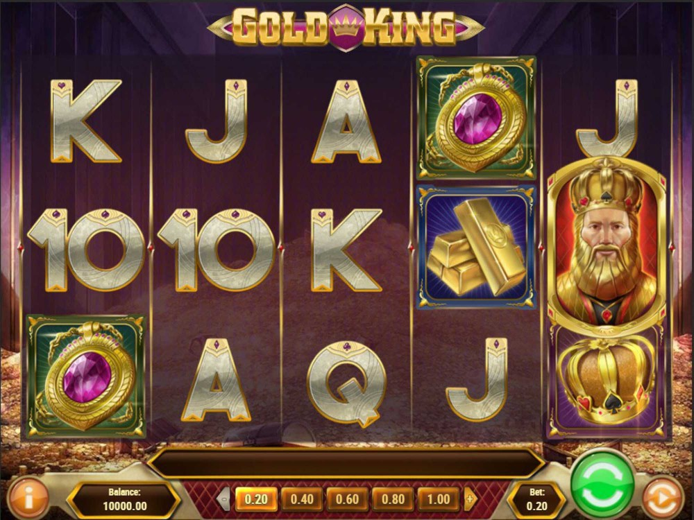 King slot machine
