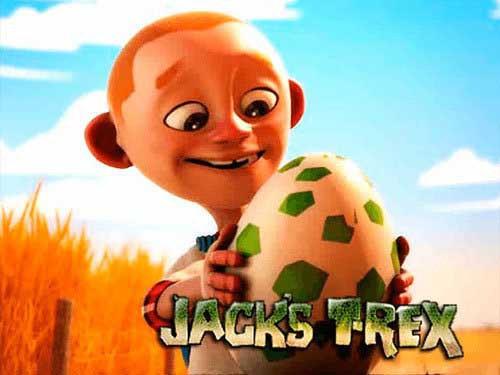 Jack's T-Rex