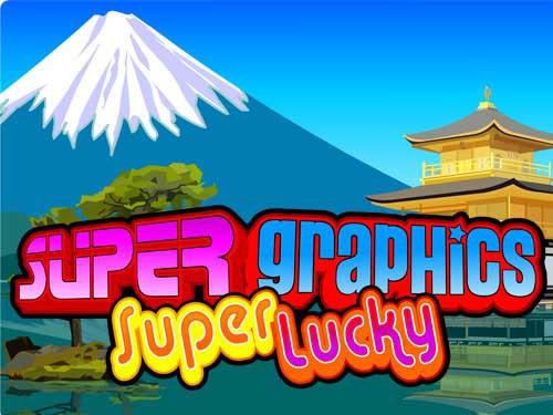 Super Graphics Super Lucky