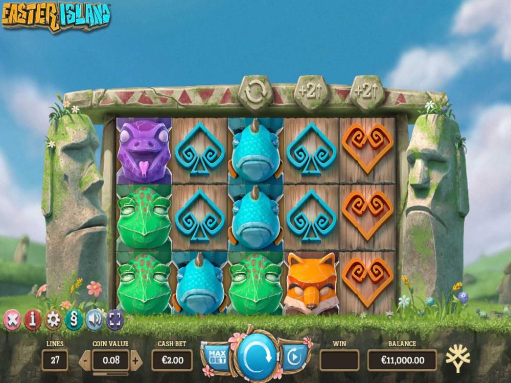 Easter Island Slot screenshot