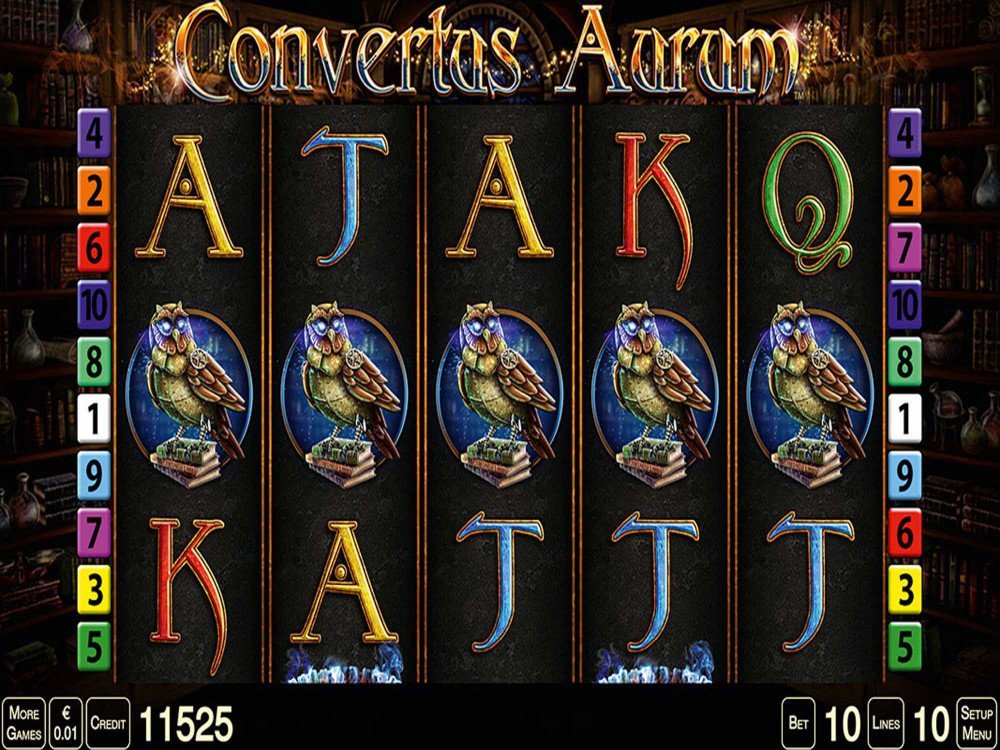 Spiele Convertus Aurum - Video Slots Online