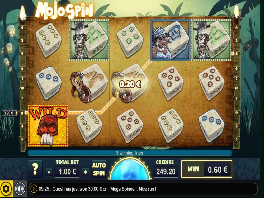 Mojo Spin Slot screenshot