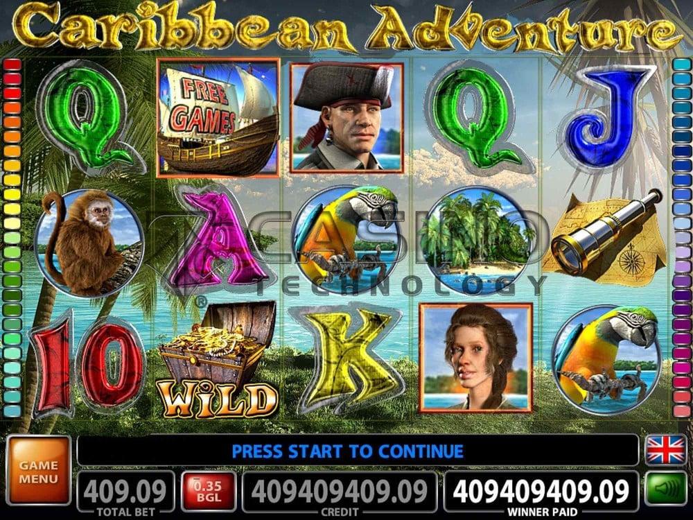 Caribbean Slots