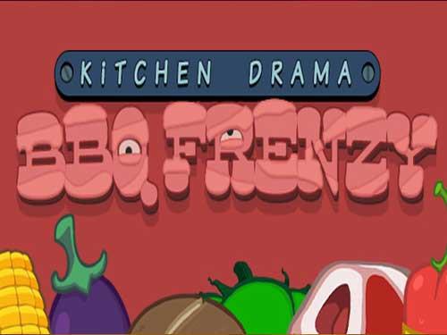 Kitchen Drama: BBQ Frenzy