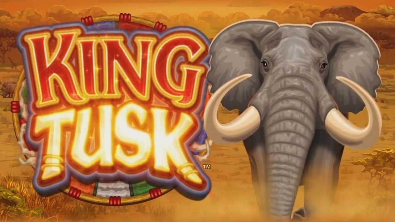 New Slots King Tusk And Lucky Links Arrive At Microgaming Casinos