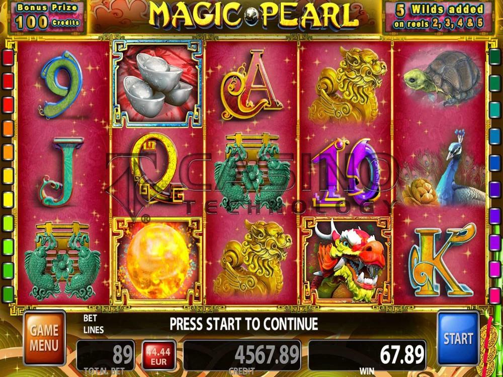 Slot Pearl