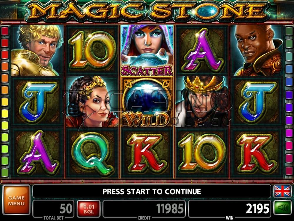 Free Magic Stone Slot Game