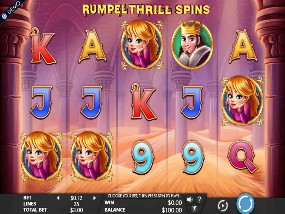 Spiele Rumpel Thrill Spins - Video Slots Online