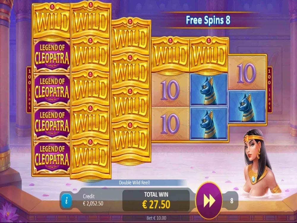 Legend Of Cleopatra Slot Slots Gamblerspick