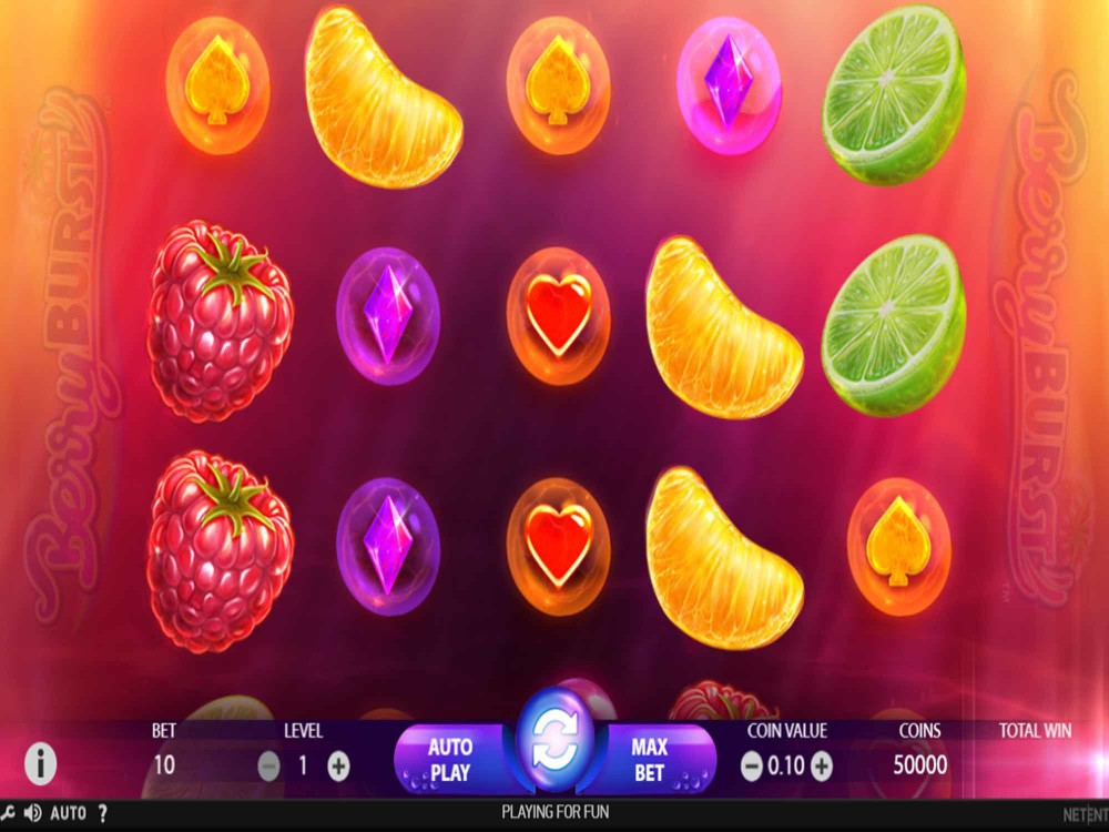 Berryburst Slot screenshot
