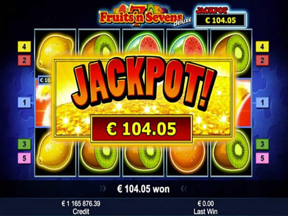 Fruits N Sevens Slot Machine