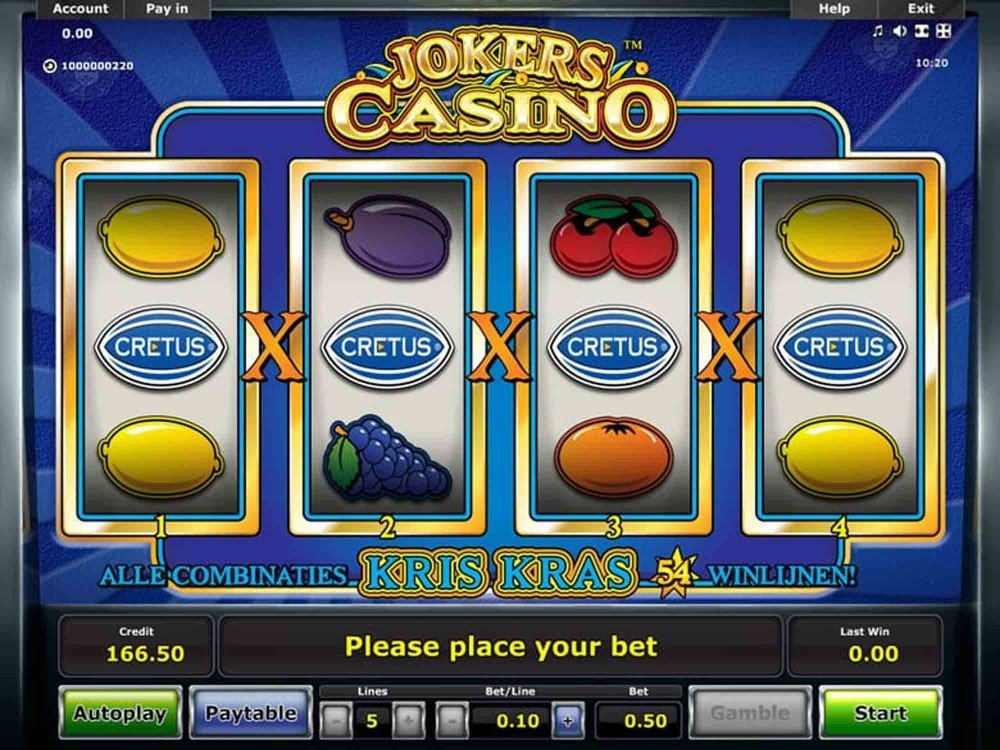 Bonus poker