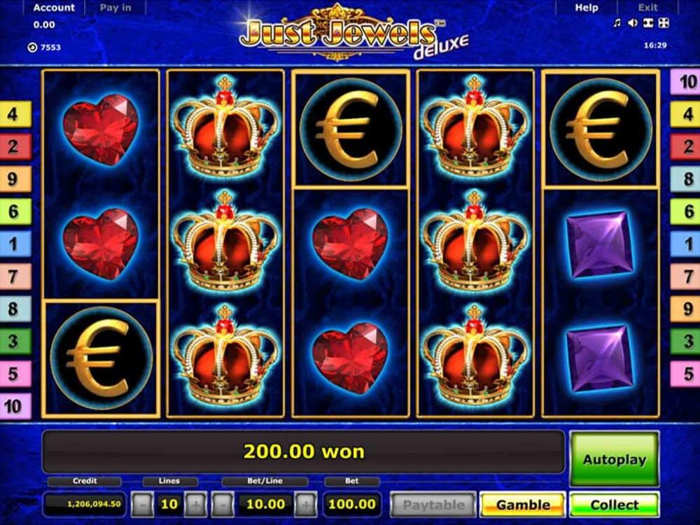 Slot Games Just Jewels