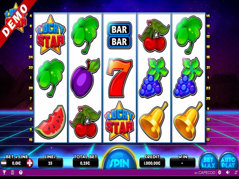 Lucky Star Slots