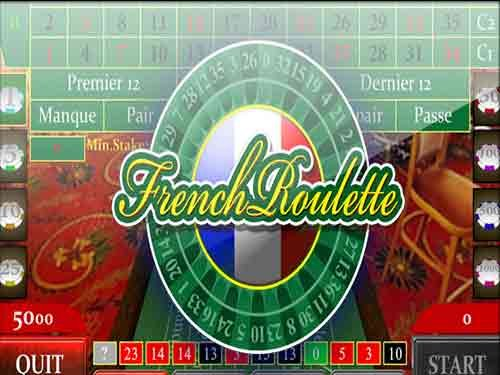 French Roulette 2D