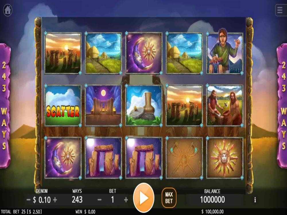 Stonehenge Slot screenshot