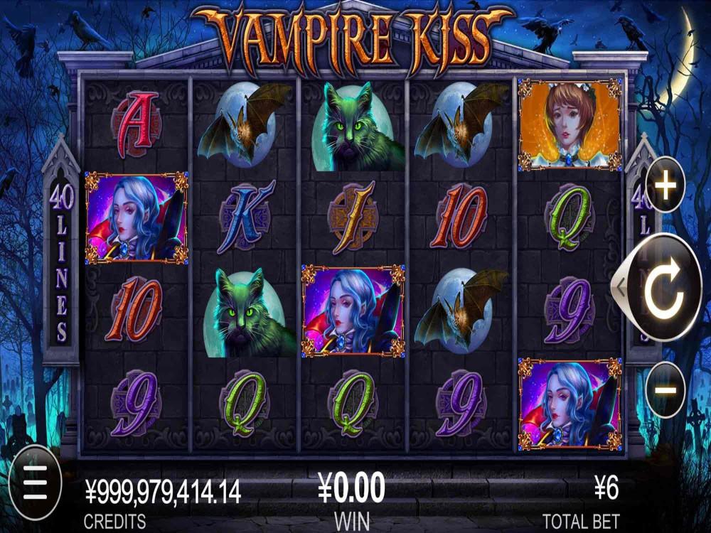 Vampires Slots Themes Online