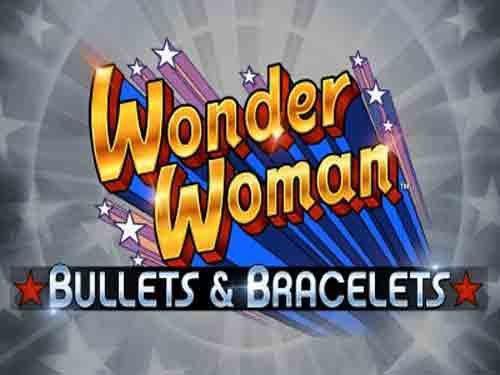 Wonder Woman Bullets & Bracelets