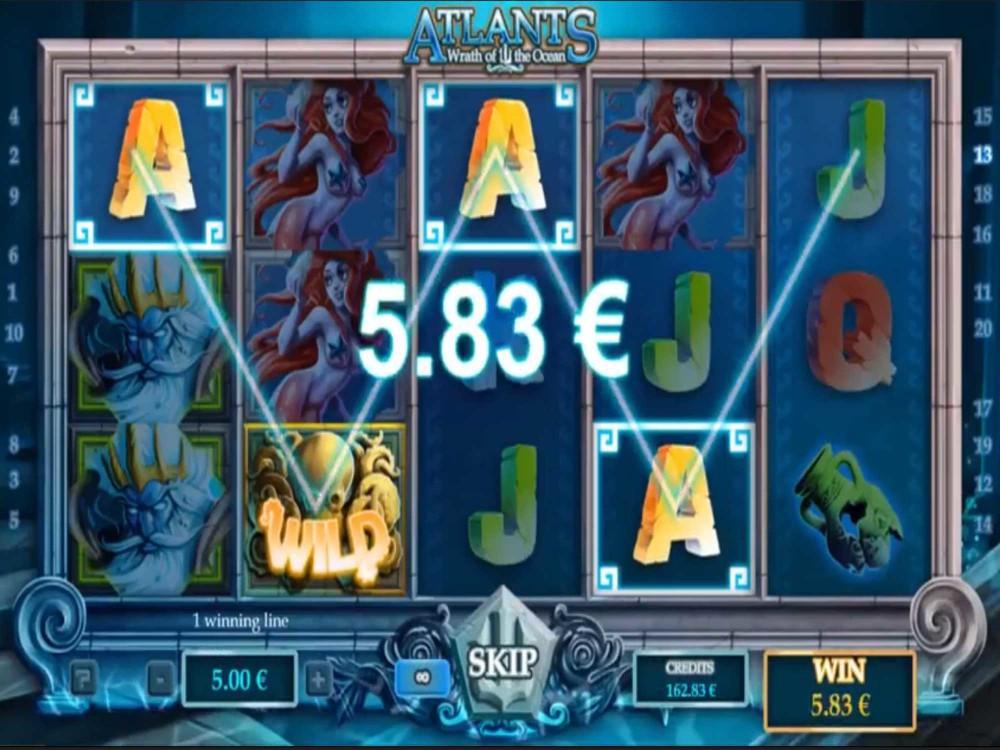 Atlants Slot screenshot