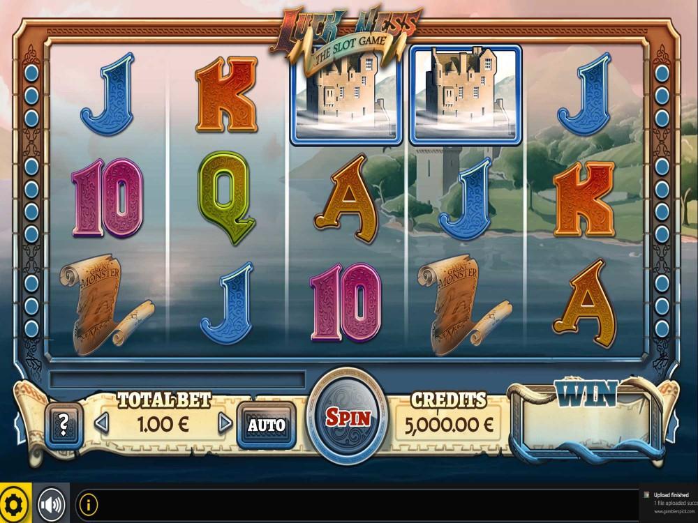 Luck Ness Slot screenshot
