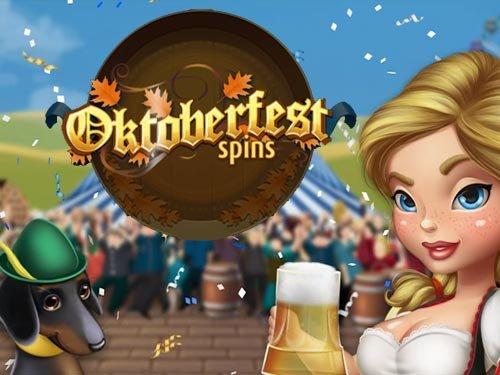 Oktoberfest Spins