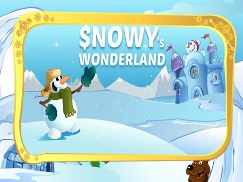 Snowy's Wonderland Small
