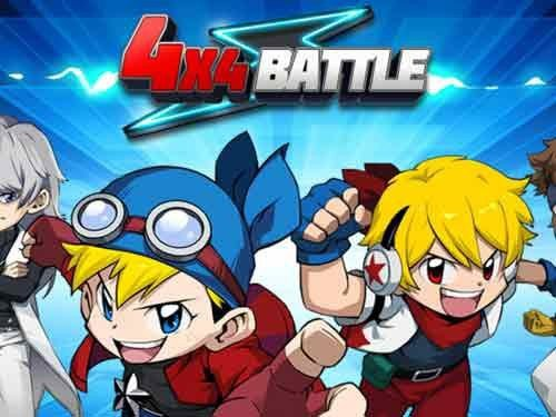 4X4 Battle