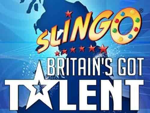 Britains Got Talent Slingo