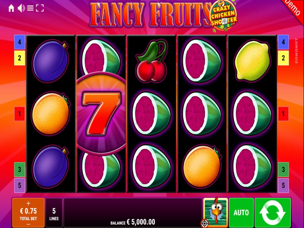 Spiele Fancy Fruits - Crazy Chicken Shooter - Video Slots Online