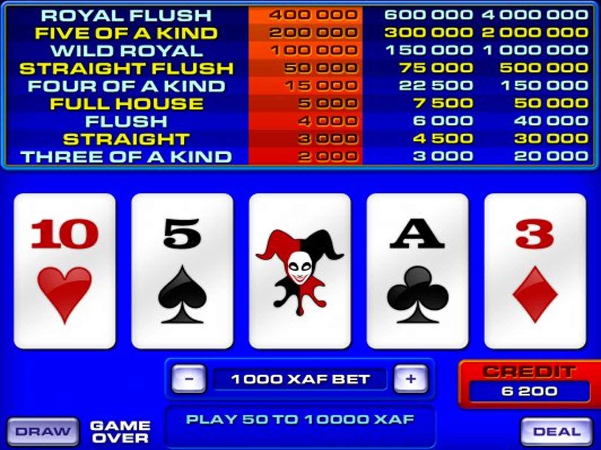 Slot Joker screenshot