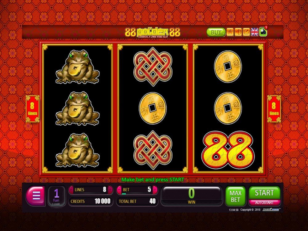 88 Golden 88 Slot screenshot