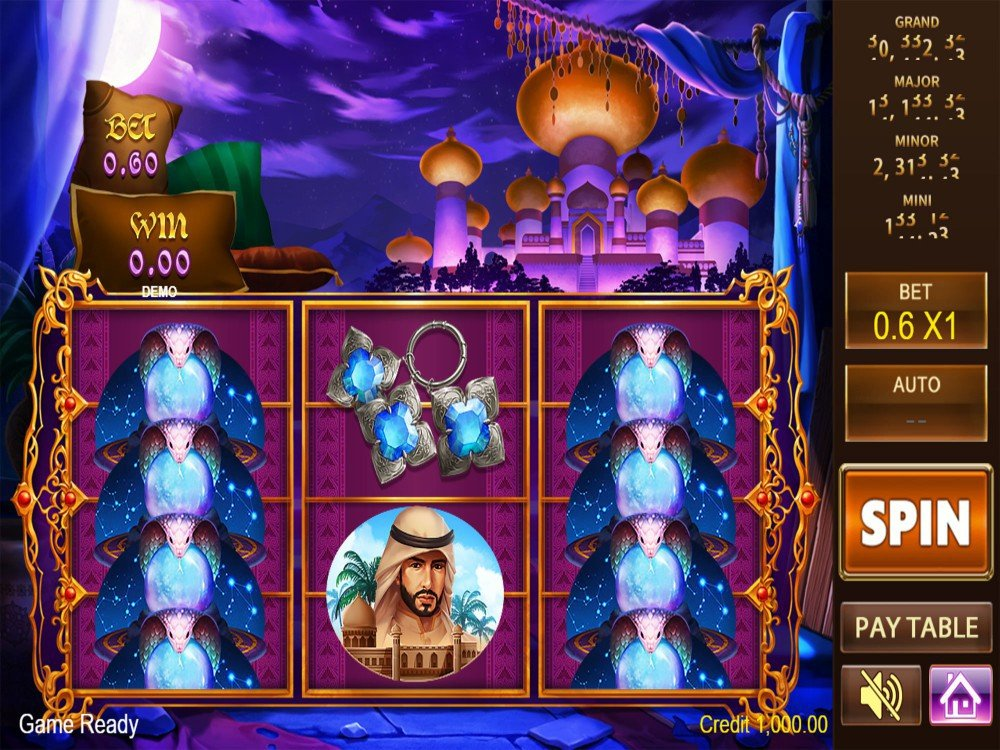 Aladdin slots phone number customer service